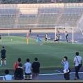 写真はYoutube「【動画】サッカー日本代表アギーレジャパン公開練習 クロスからのシュート練習」のキャプチャ