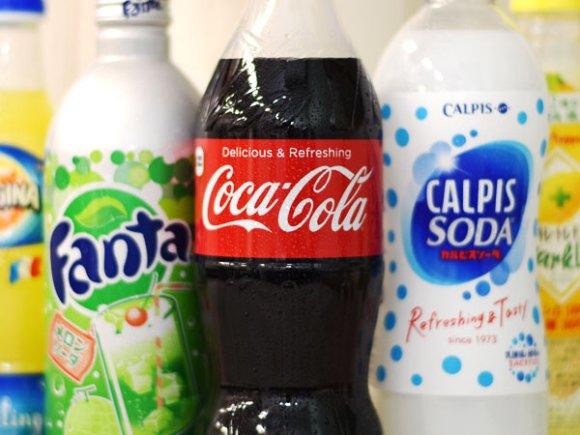 太る 炭酸 飲料