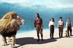 ついに第4弾が映画化! - 映画『ナルニア国物語/第3章:アスラン王と魔法の島』より  - 写真:Everett Collection/アフロ