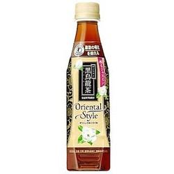 サントリー、ジャスミンが香るトクホの「黒烏龍茶」発売