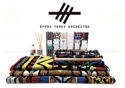 「GYPSY THREE ORCHESTRA」がライフスタイルを提案 新レーベル展開へ