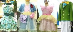 子どもがデザイン服飾学生が作る服 日本橋三越でショー
