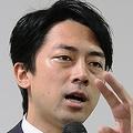 地上波5局の参院選特番を「制覇」した小泉進次郎氏(15年9月撮影)