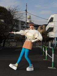 きゃりーのライバル?原宿ストリート発モデルUna(ゆうな)が歌手デビュー