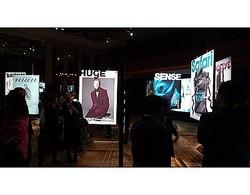 ランバン、メンズ部門85周年を記念しイベント開催