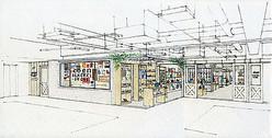 ユナイテッドアローズ「コーエン」初の大型旗艦店 9月新宿ペペに出店