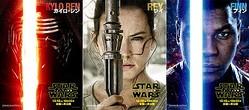 『スター・ウォーズ/フォースの覚醒』のアダム・ドライバー、デイジー・リドリー、ジョン・ボイエガが来日!  - (C) 2015 Lucasfilm Ltd. & TM. All Rights Reserved.