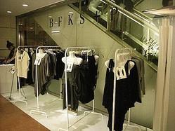 文化服装学院と渋谷パルコがコラボショップ「BFKS+P」をオープン