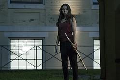 Netflix『Marvel アイアン・フィスト』シーズン1よりコリーン・ウィン(ジェシカ・ヘンウィック)