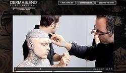 全身タトゥーモデルのRick Genest、コンシーラーで全身覆い素顔を公開