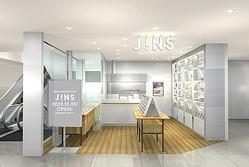 JINS PC専門コンセプトショップ 渋谷パルコに10月初出店