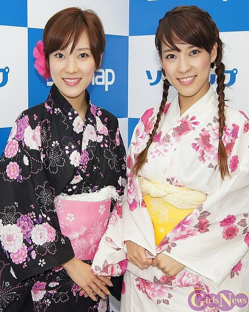 画像】SDN48奈津子・亜希子 双子のお尻を見てください 6/11 ...