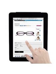 メガネもネットの時代 Zoffオンラインストア開設