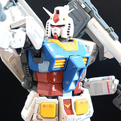 『MG 1/100 RX-78-2 ガンダム Ver.3.0』静岡に立つ! シリーズ集大成のMGへ
