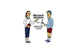 ボンジュール君とルルさん 他社2ブランド初のキャラクターコラボ発表
