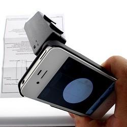 iPhone4S/iPhone4 対応のマイクロスコープ(デジタル顕微鏡)「DNSB-68484」