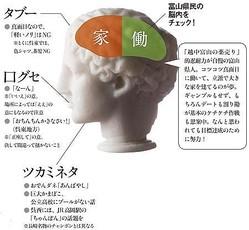 富山県民の脳内をチェック!