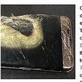 Galaxy Note7と交換したばかり サムスン製「Galaxy S7 edge」が爆発