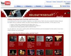 米コカ・コーラ、ユーチューブと提携=動画付きカードの新サービス開始