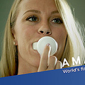 10秒で一気に歯磨きできる電動歯ブラシ「Amabrush」が登場