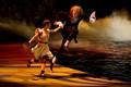 映画『シルク・ドゥ・ソレイユ3D 彼方からの物語』 (C) 2012 Cirque du Soleil Burlesco LLC. All Rights Reserved.