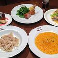 レオナルド・ダ・ヴィンチの「最後の晩餐」 料理を期間限定で再現