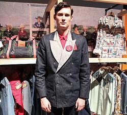 リーバイス、ビング・クロスビーが着たジャケットのリプロダクトを発表