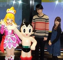 『東京国際アニメフェア』にコスプレエリアを初設置、江口拓也は「声優魂」大久保瑠美はアニソン応援