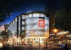 320体のマネキンが並ぶ!世界最大級「ユニクロ」旗艦店が上海にオープン