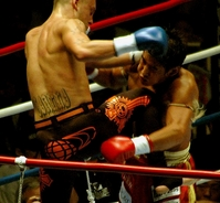 死闘の連続となった2007年度K-1MAX。その闘いは観る者に感動を与えた/写真:格闘技WEBマガジンGBR