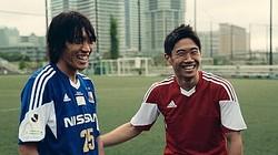 中村俊輔×香川真司、日本代表新旧10番対談…中村「シンジは新しい10番像を作っている」