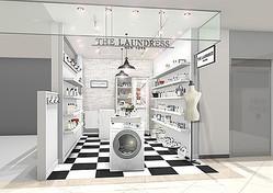 NY発ファブリックケア「ザ・ランドレス」世界初の旗艦店がルミネ新宿に