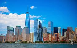 """セクシーな""""美脚""""が高層ビルに!?NYの新ランドマークがすごい!"""