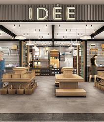 ルミネ有楽町に「IDEE」新業態、無印良品とのコラボスペースも