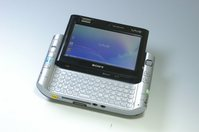 SONYのVAIO type U 「VGN-UX71」