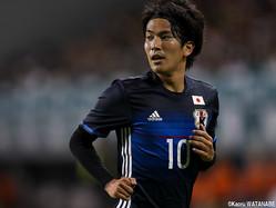 改めて証明した存在価値…U-23代表MF矢島「使いやすい選手になれる」