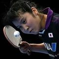 アジア選手権で初優勝を決めた平野美宇【写真:Getty Images】