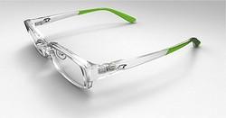 TIGER & BUNNYの″ヒーロースーツ″メガネ、JINSがデザイン