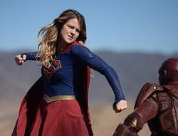楽しくなりそうじゃない。‐「SUPERGIRL/スーパーガール」より  - Darren Michaels / CBS via Getty Images