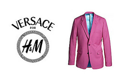 VERSACE for H&M (メンズ&ホームアイテム編)、2011-12秋冬の最新コレクション