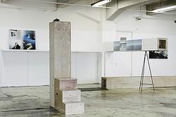ホンマタカシ建築写真展Seeing Itself開催 ギャラリーここ第3弾