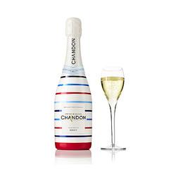 シャンドンのボトルが夏限定マリンストライプ柄に  6月発売