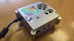 ���襹�ơ���������Raspberry Pi ������ ASTRO Pi FLIGHT CASEȯɽ