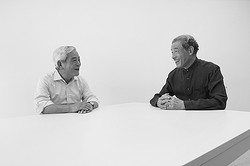 三宅一生と青柳正規「国立デザイン美術館をつくろう」一般参加シンポジウム開催