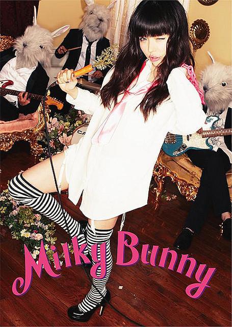 mlbeto1169TypeB: Milky Bunny - Namidasora (ナミダソラ) [2012.10.17]