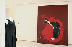 デザイナー山本耀司が描く絵画 日本初公開