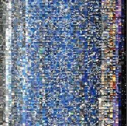 世界中の空を1つにした大杉隼平の写真展にkurkku・リバースプロジェクトが参加