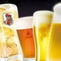 生ビール(税抜199円)とハイボール(税抜99円)を何倍飲んでも超特価でご提供!