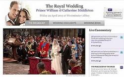 英国キャサリン妃のウエディングドレスはマックイーン 生中継も