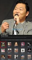 """PSY「江南スタイル」米iTunesチャート1位に返り咲き""""変わらぬ人気"""""""